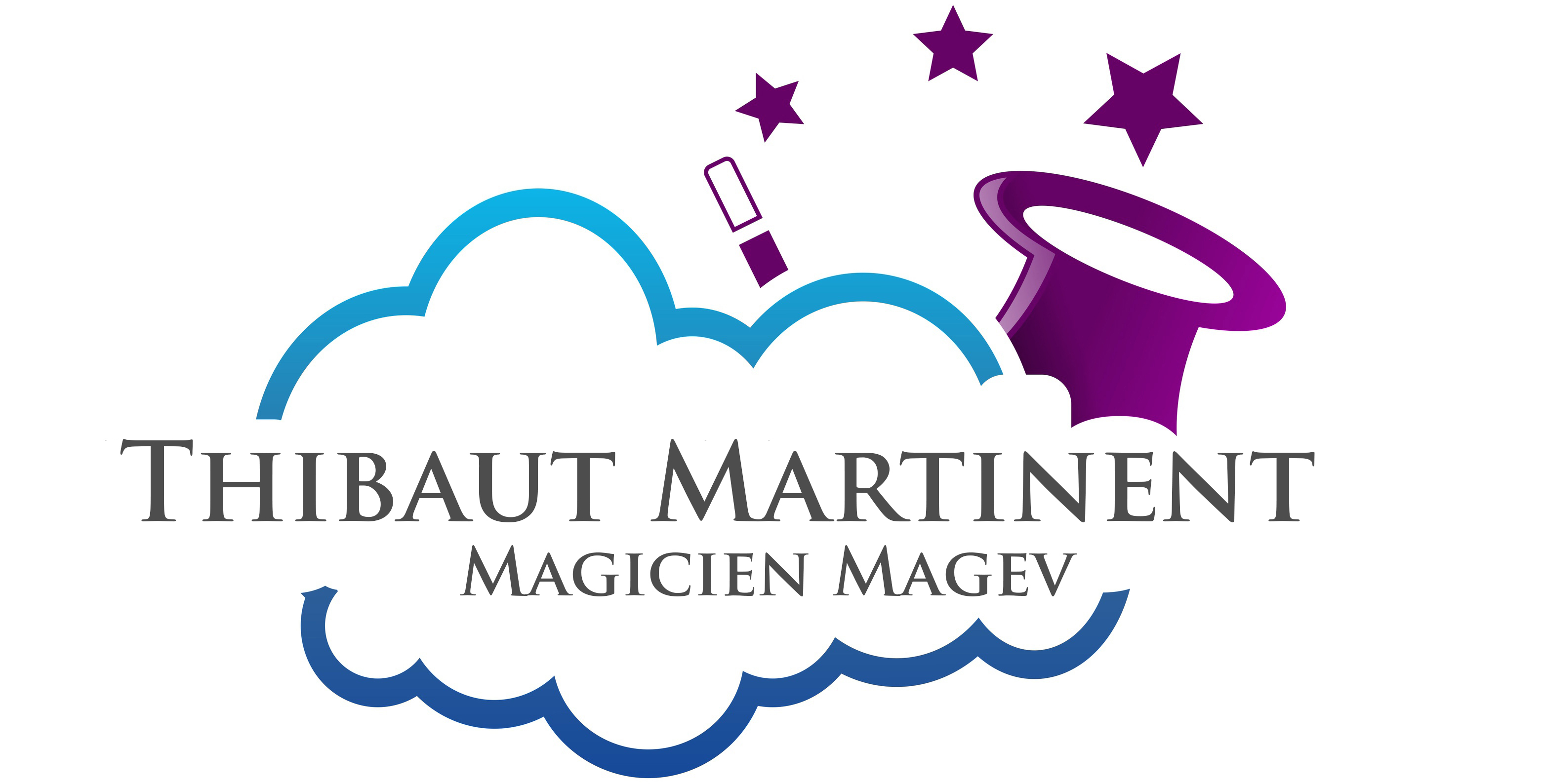 Thibaut Martinent Magev magie caritative