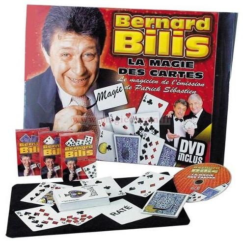 bernard bilis la magie des cartes