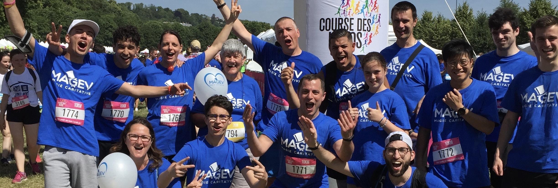 Association Magev Magie caritatif
